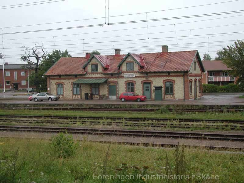 Billesholm station 030829 01