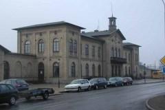 Landskrona f d station 030312